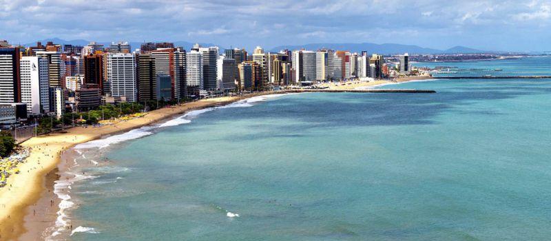 Fortaleza-Brazilie