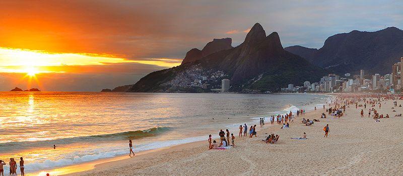 Rio-strand