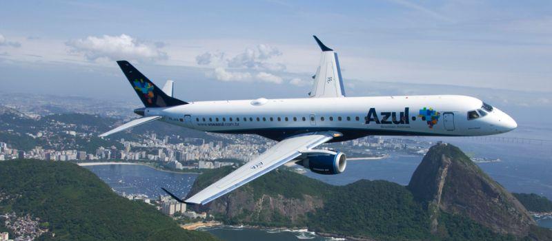 Vliegtickets-Brazilie